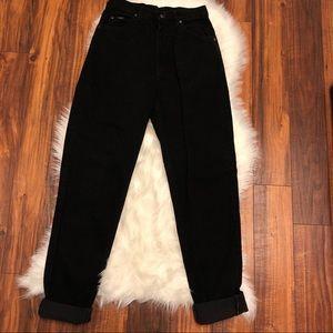 Retro Lee Highwaist Mom Jeans